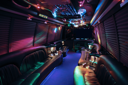Party Bus Rental Richmond VA